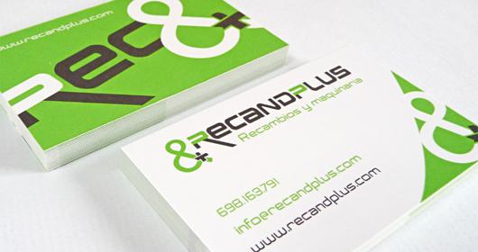 Contacto Recandplus recambios y maquinaria